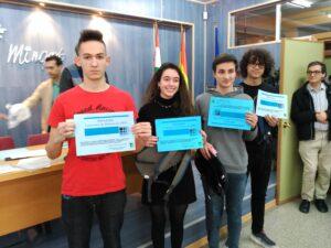 Concurso de Primavera - Ganadores Bachillerato
