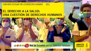 Concurso escolar por los Derechos Humanos 2021