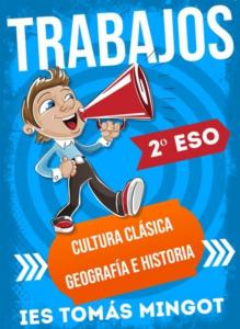 Cartel Exposción Trabajos 2º ESO (Óscar Puente)